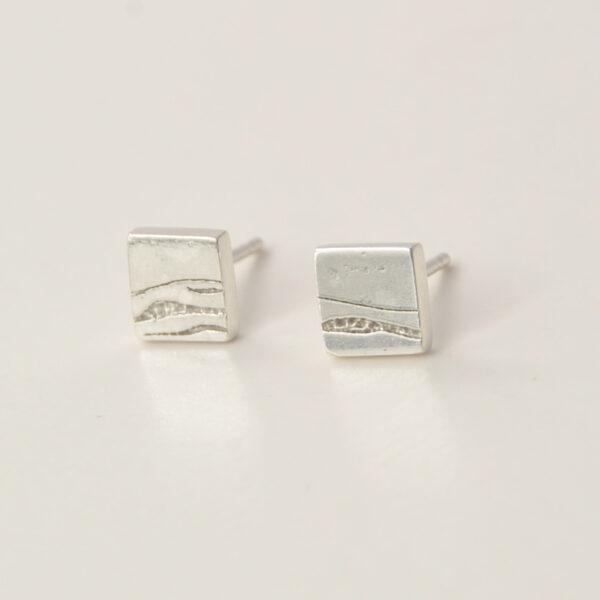 seascape-silver-stud-earrings